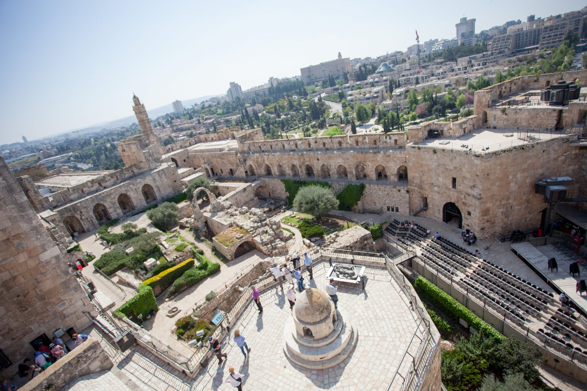 Tower of David, Museum of the History of Jerusalem